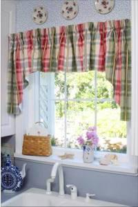 No Sew Window Valance From Velcro